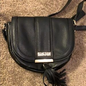 Leather Kenneth Cole crossbody